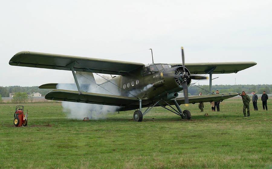 Основные модификации самолета Ан-